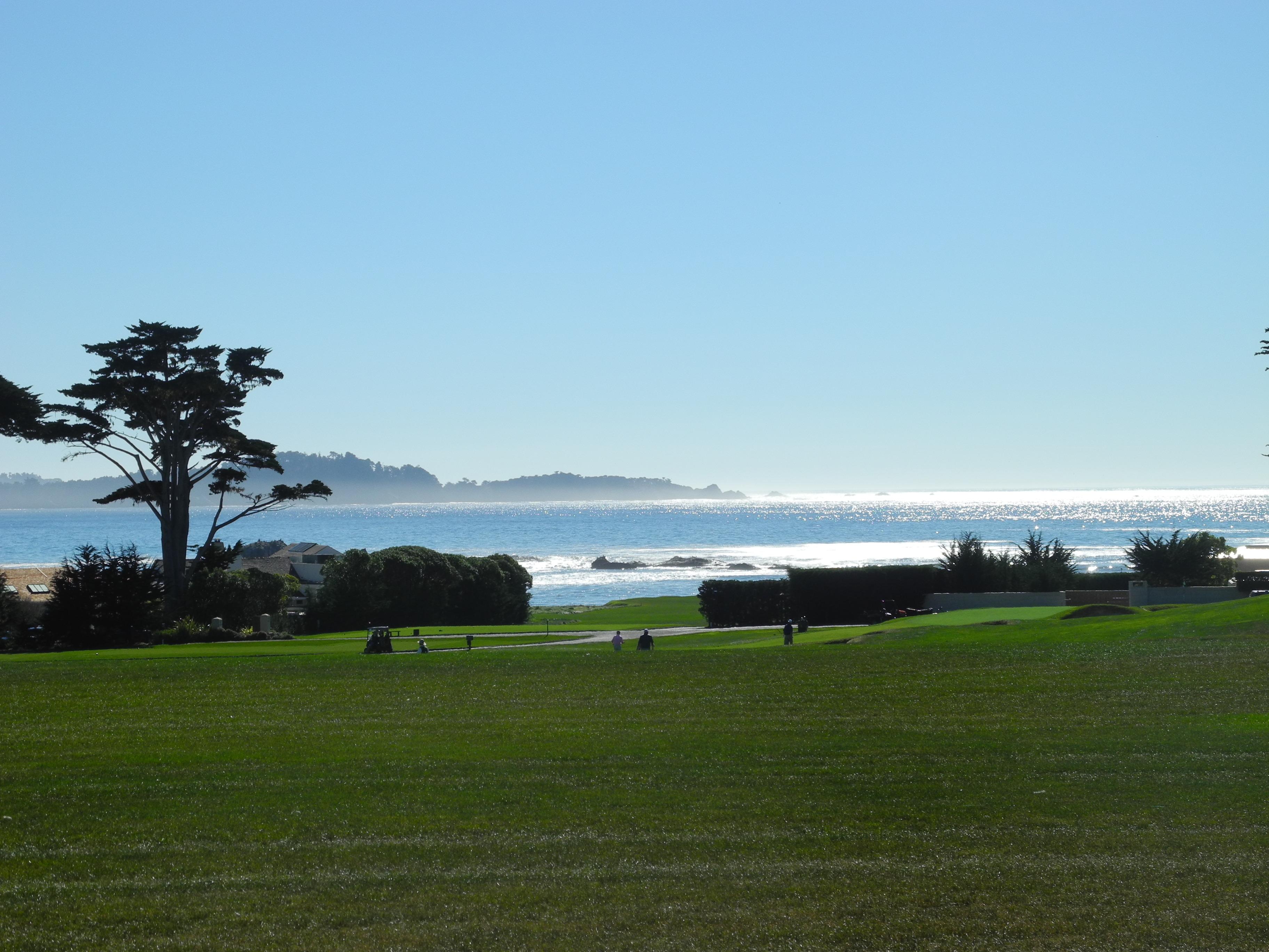17 Mile Drive - Golf em Pebble Beach
