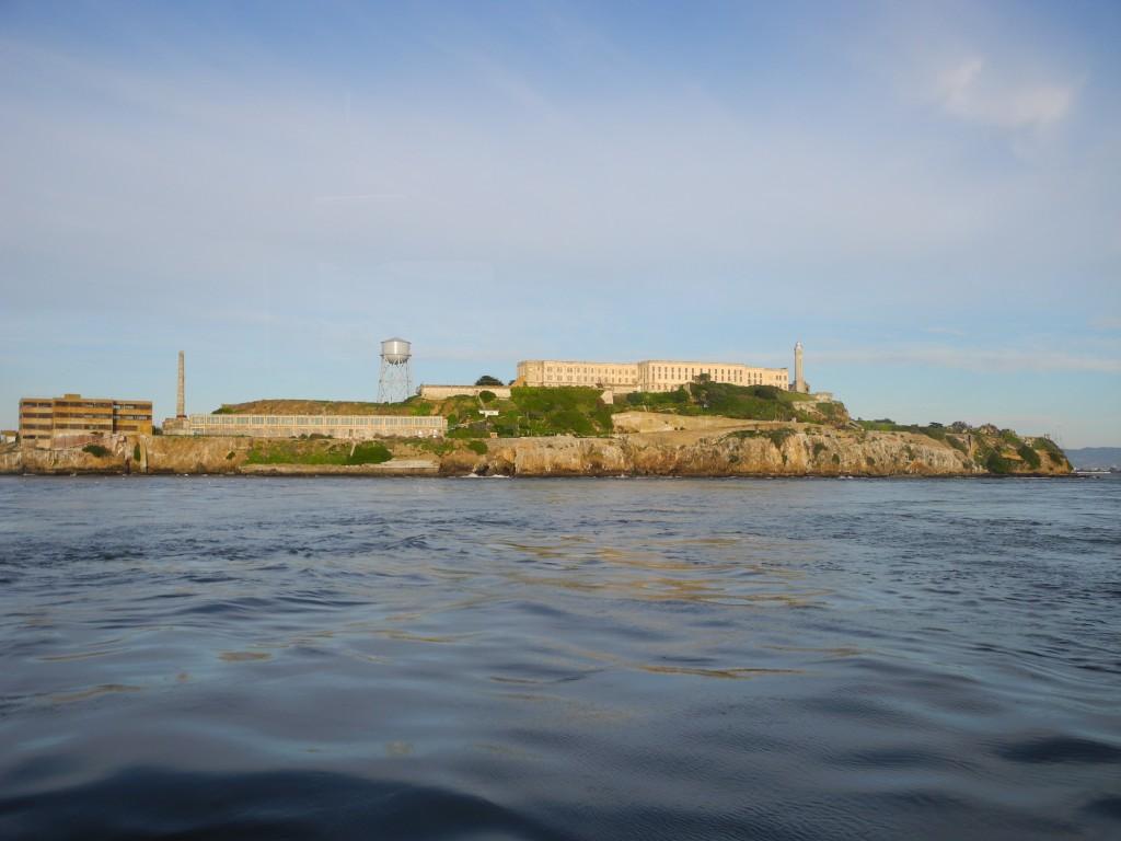 Ilha de Alcatraz em São Francisco - Hotel California Blog
