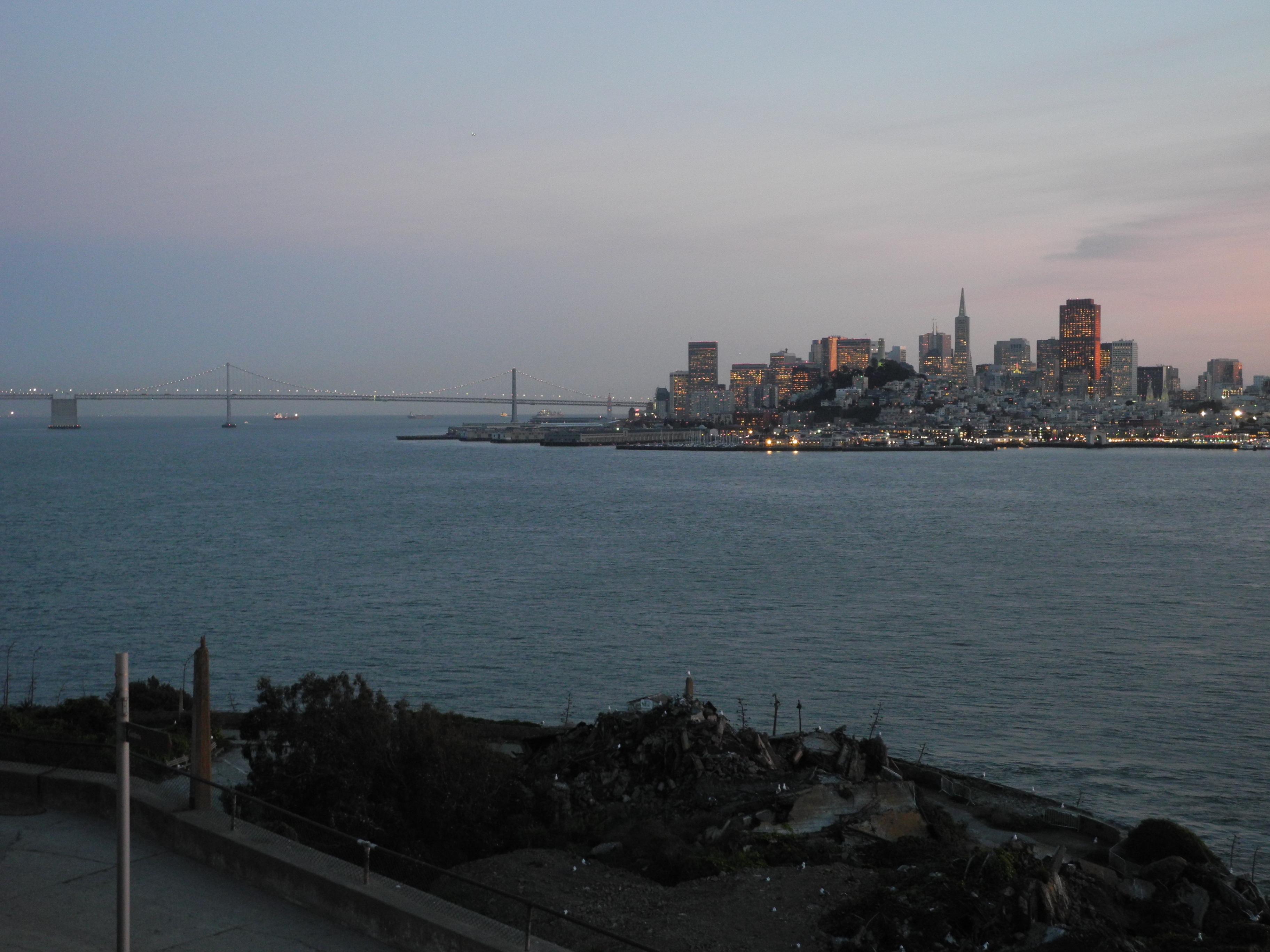 São Francisco, Tão perto, mas tão longe...