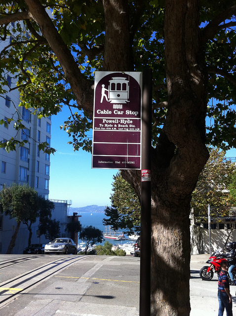cable car stop