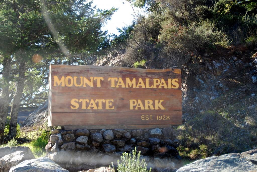 Após uns 30/40 minutos você chega à entrada do parque.