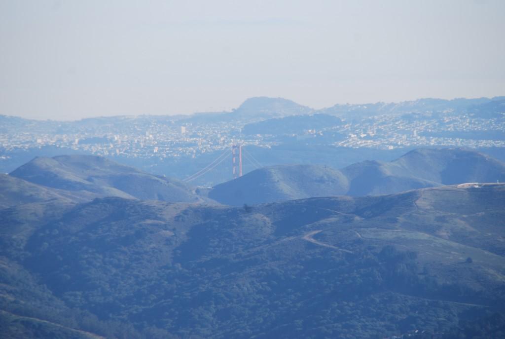 A Golden Gate não poderia ficar de fora.