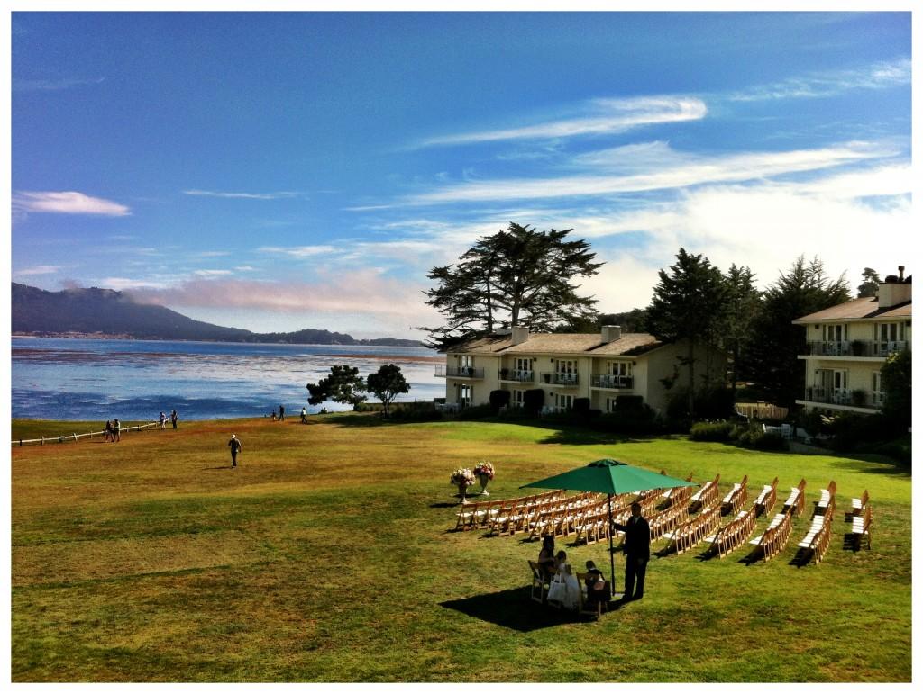 Casamento em Pebble Beach, Carmel