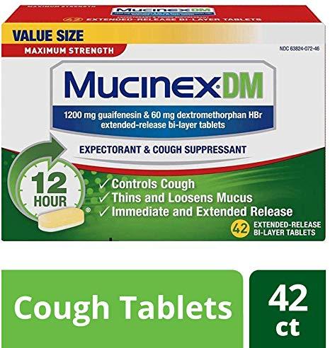 Mucinex - Produtos e remédios para gripe e resfriados em viagem - Hotel California Blog
