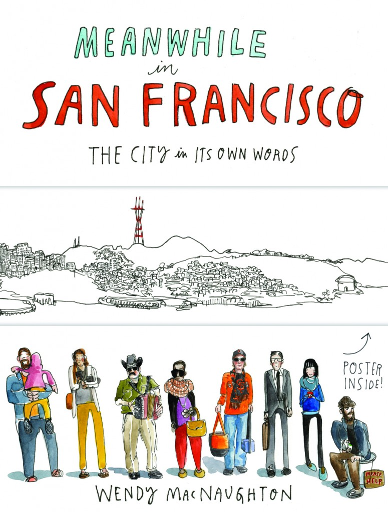 "Livro ""The City in its Own Words"" SF Moma Store"