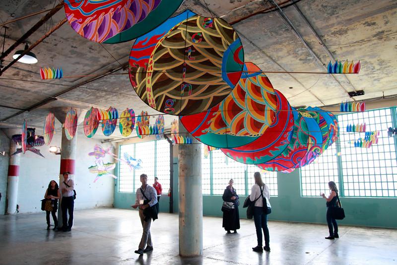 """@Large: Ai Weiwei on Alcatraz, art exhibition"""