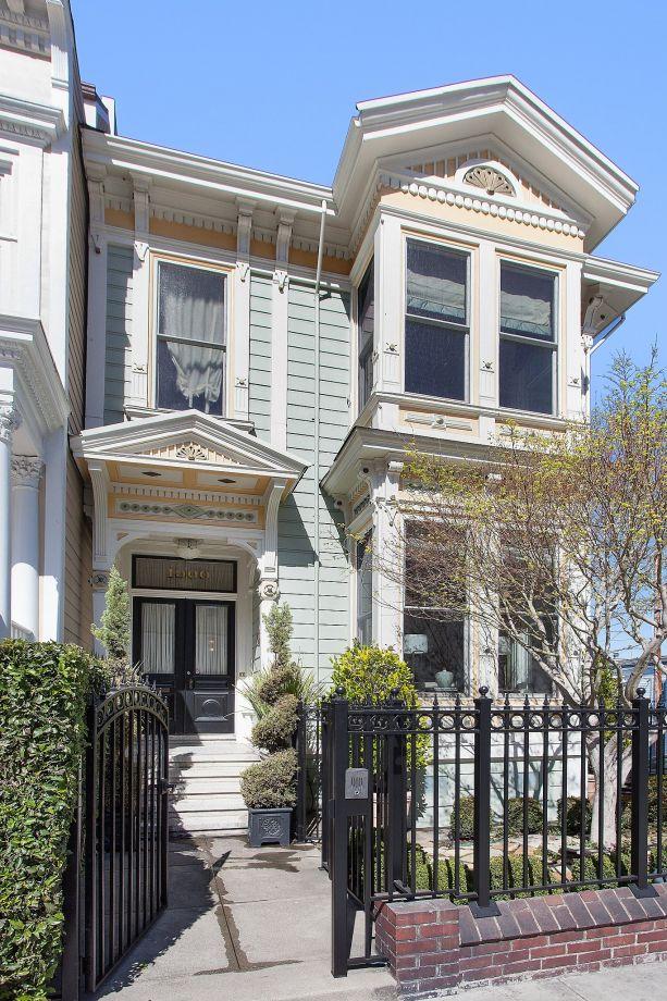 A casa é de 1886 e tem