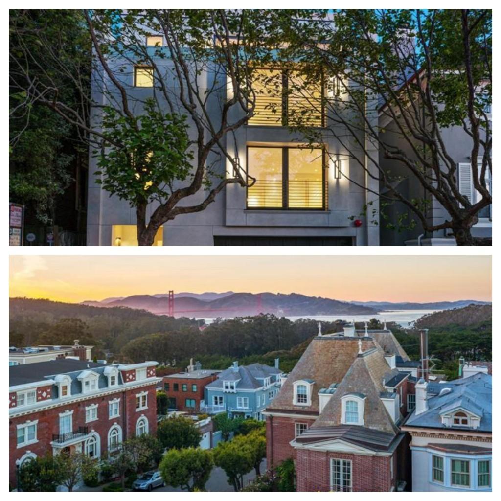 U$ 13,5 milhões e foi vendida em 1 mês. Também com essa vista, acho que eu moraria no terraço.