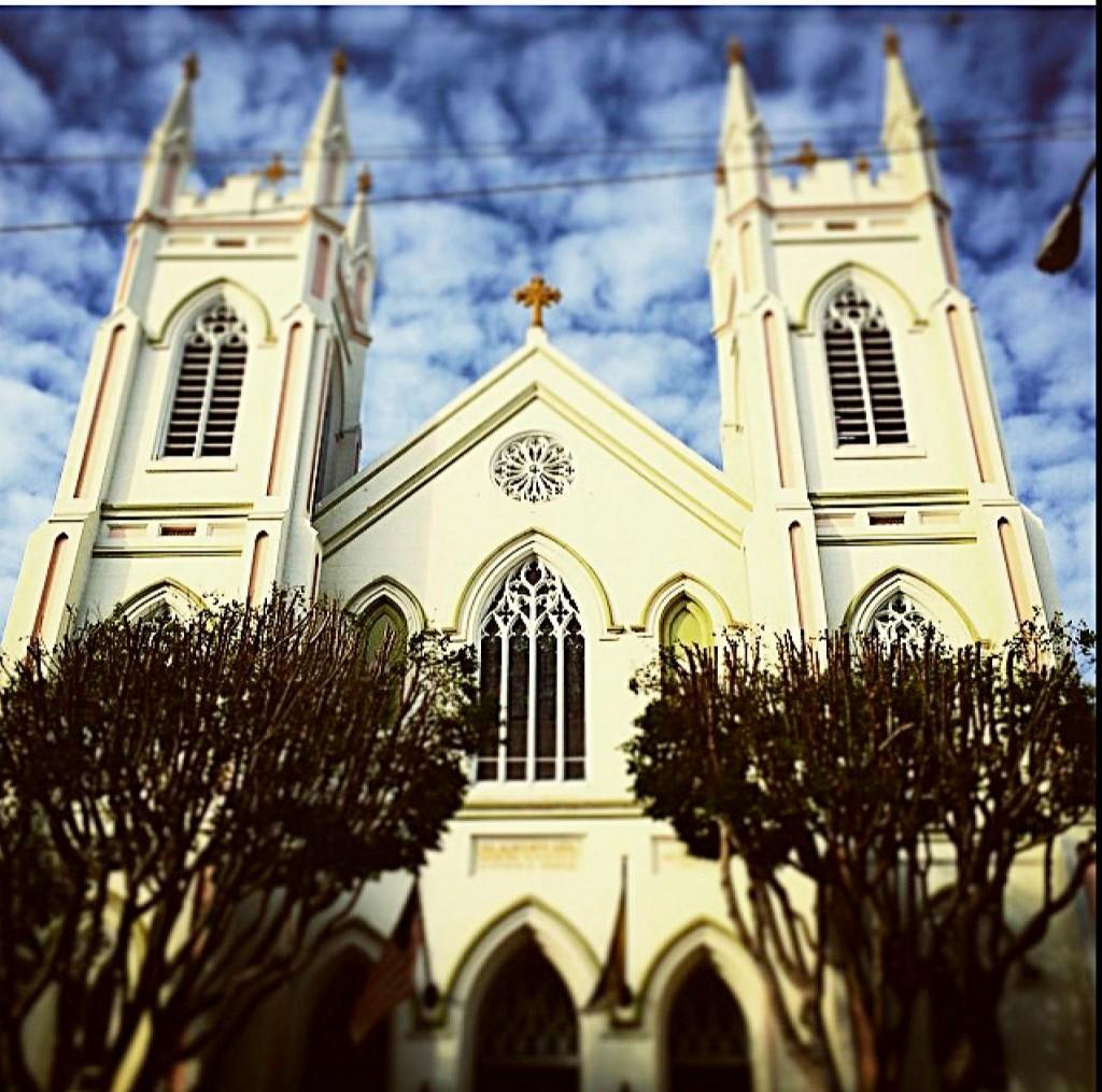 Igrejinha da São Francisco de Assis, escondida em North Beach