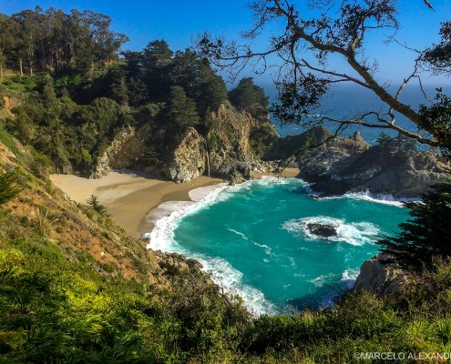 tour Big Sur