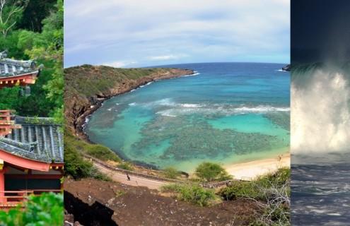 Tour para Oahu  e um dos destinos Zero CO Tours. Foto: Lucia Malla