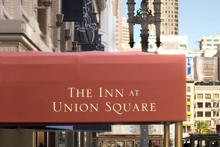 Inn at Union Square, a Greystone Hotel - Hotel California Blog