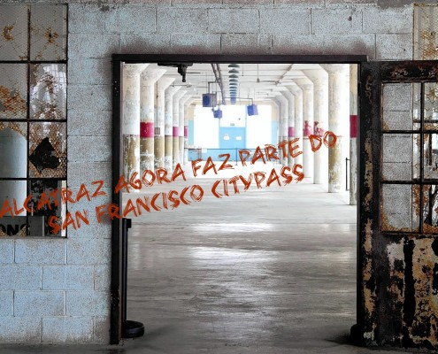 "Chinese artist Ai Weiwei is conceiving art installations for various points on the former prison island of Alcatraz, including the New industries Building, pictured here. The exhibition, ""Ai Weiwei on Alcatraz,"" will be open Sept. 27, 2014, to April 26, 2015. Credit: Jan StŸmann / FOR-SITE Foundation"