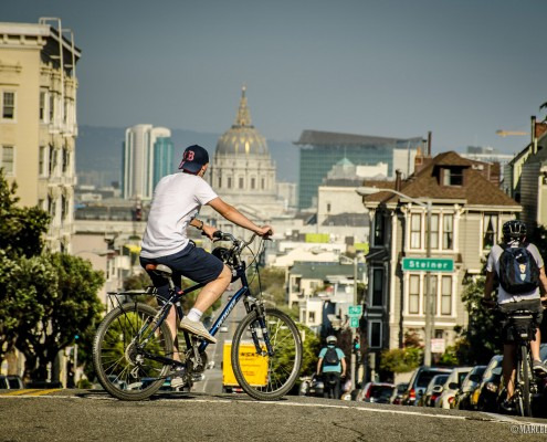 viver em San Francisco