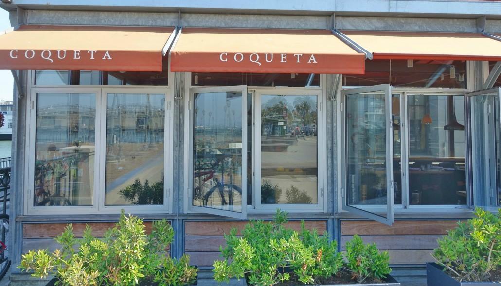 fachada do Coqueta 5