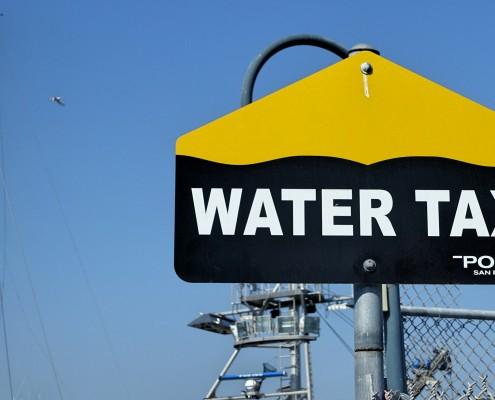 taxi aquatico
