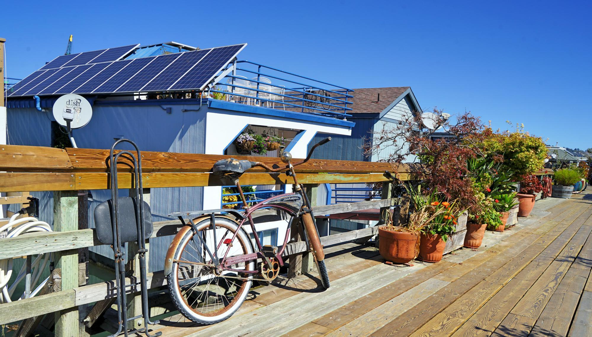 casas barco em Sausalito