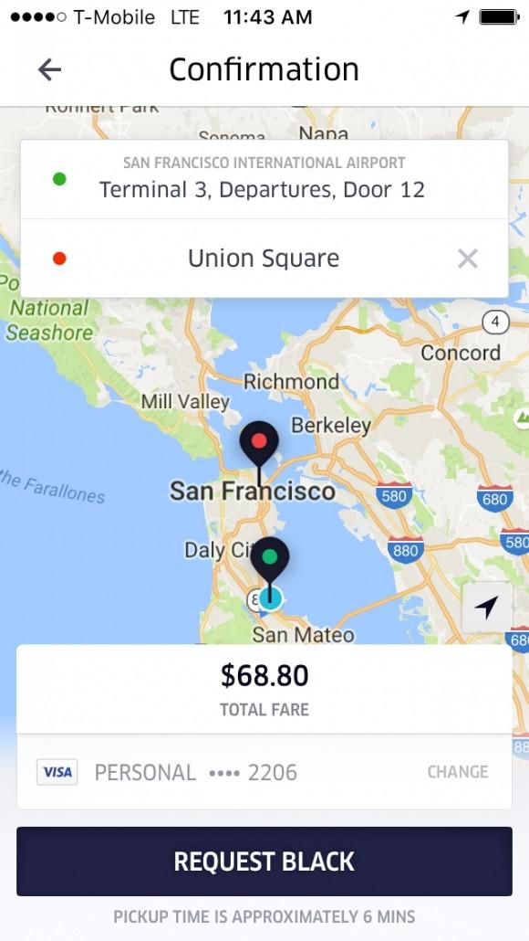 Como usar o Uber - App