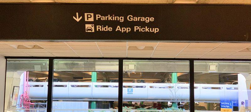 Como pegar o Uber em São Francisco (SFO) - Ride App Pickup