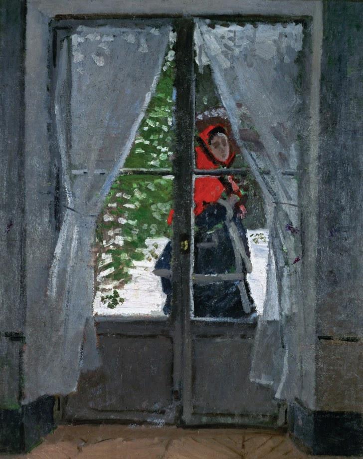 Monet_Red Kerchief