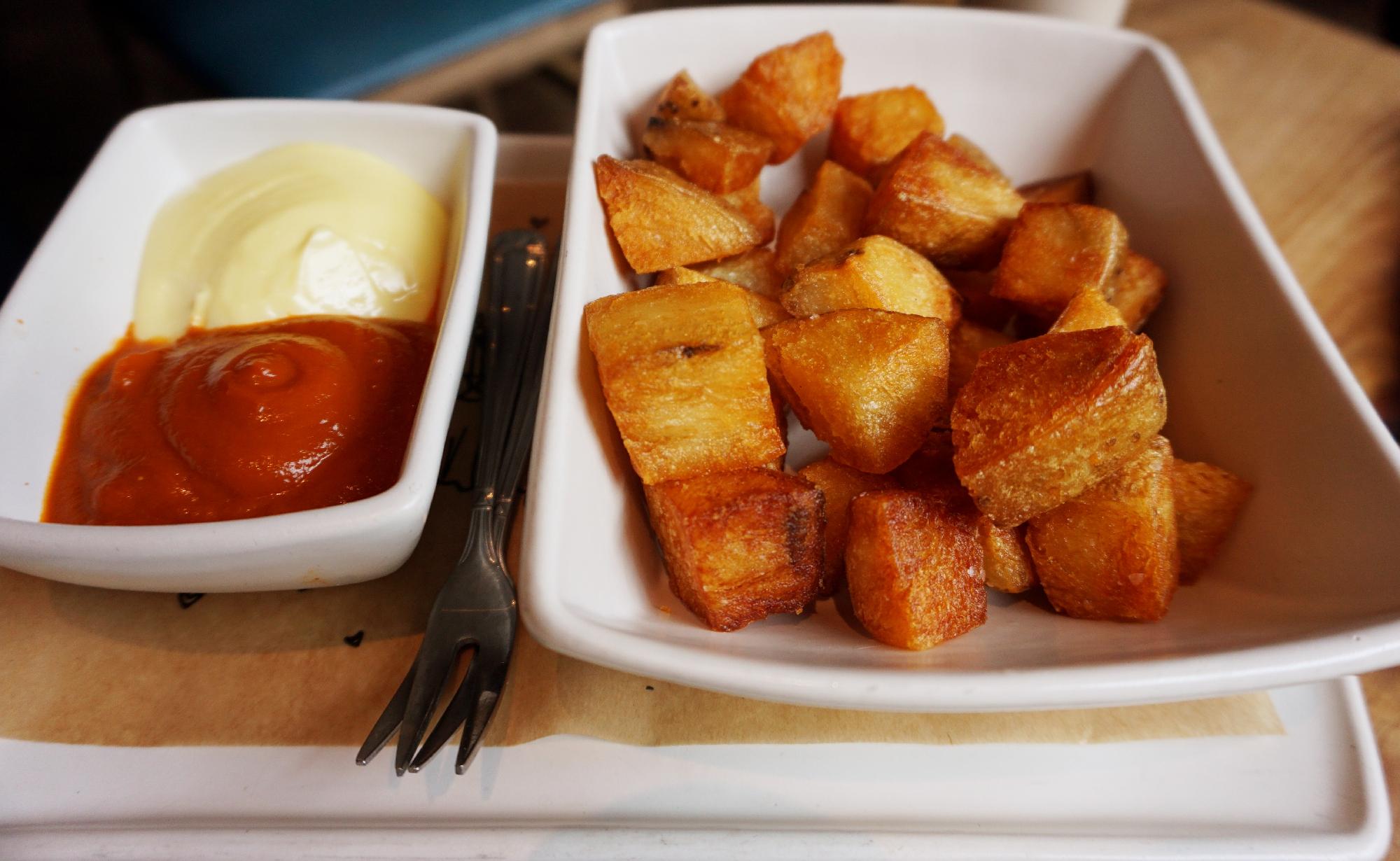 batatas bellota
