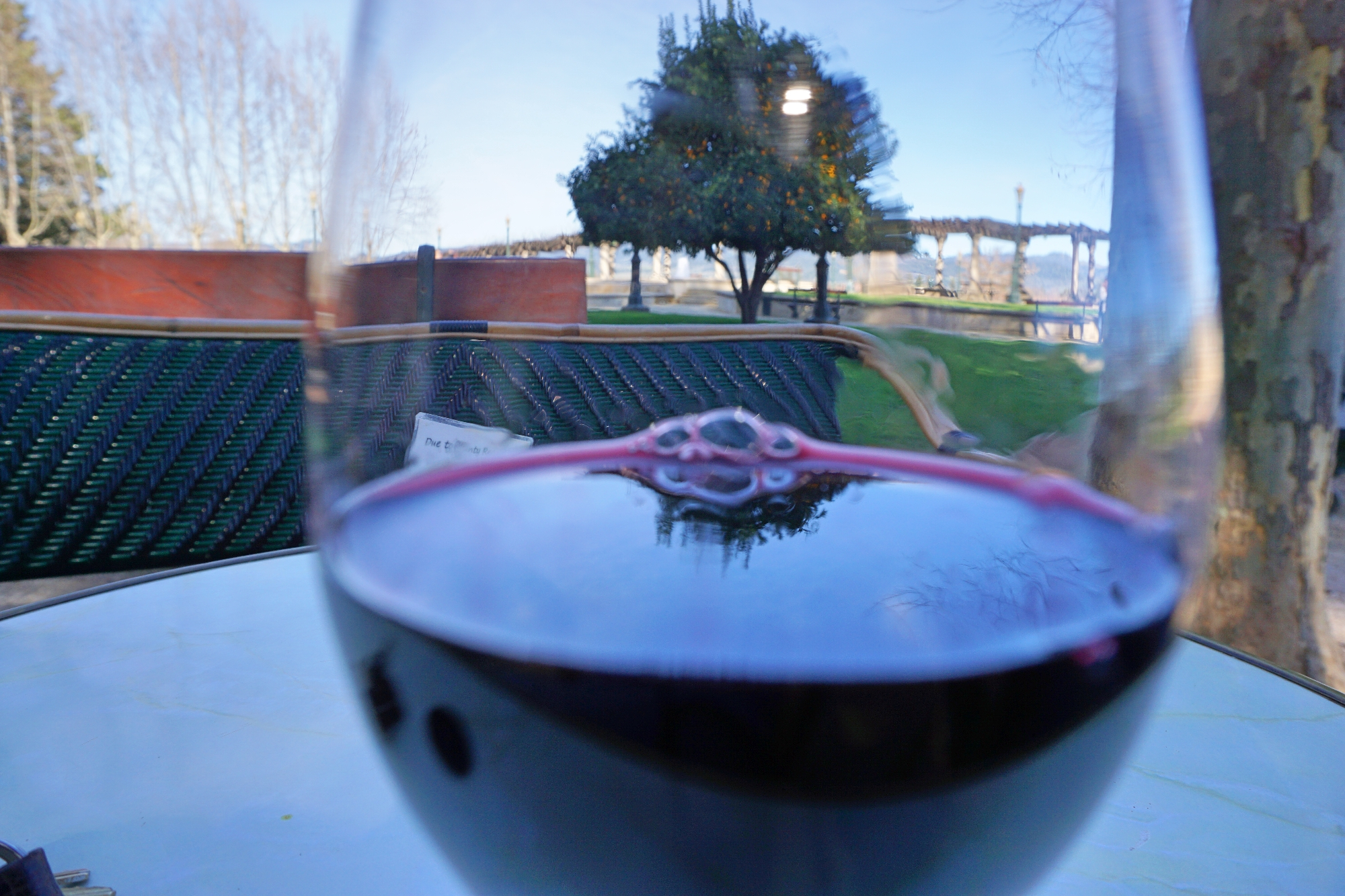vinho napa