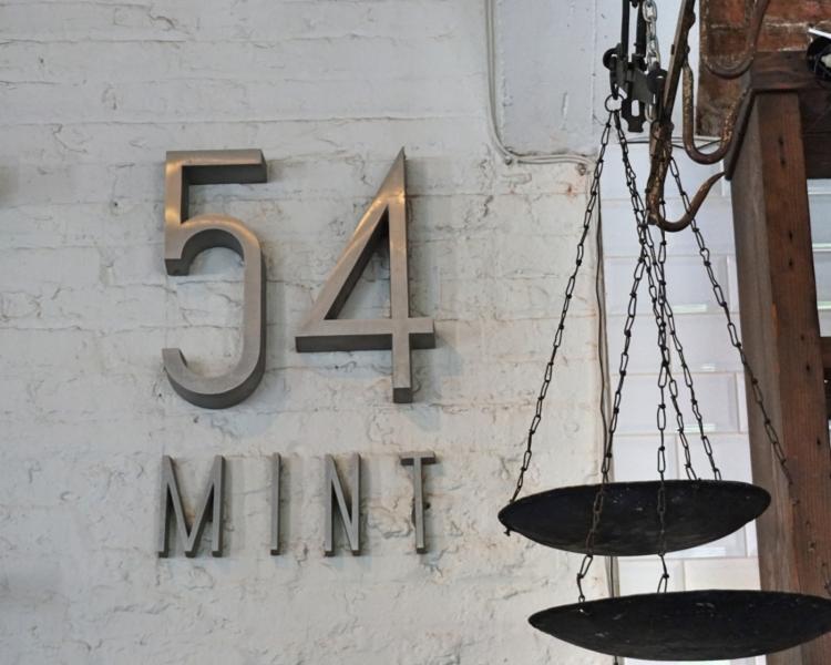 54 Mint Restaurante Italiano perto da Union Square - Hotel California Blog