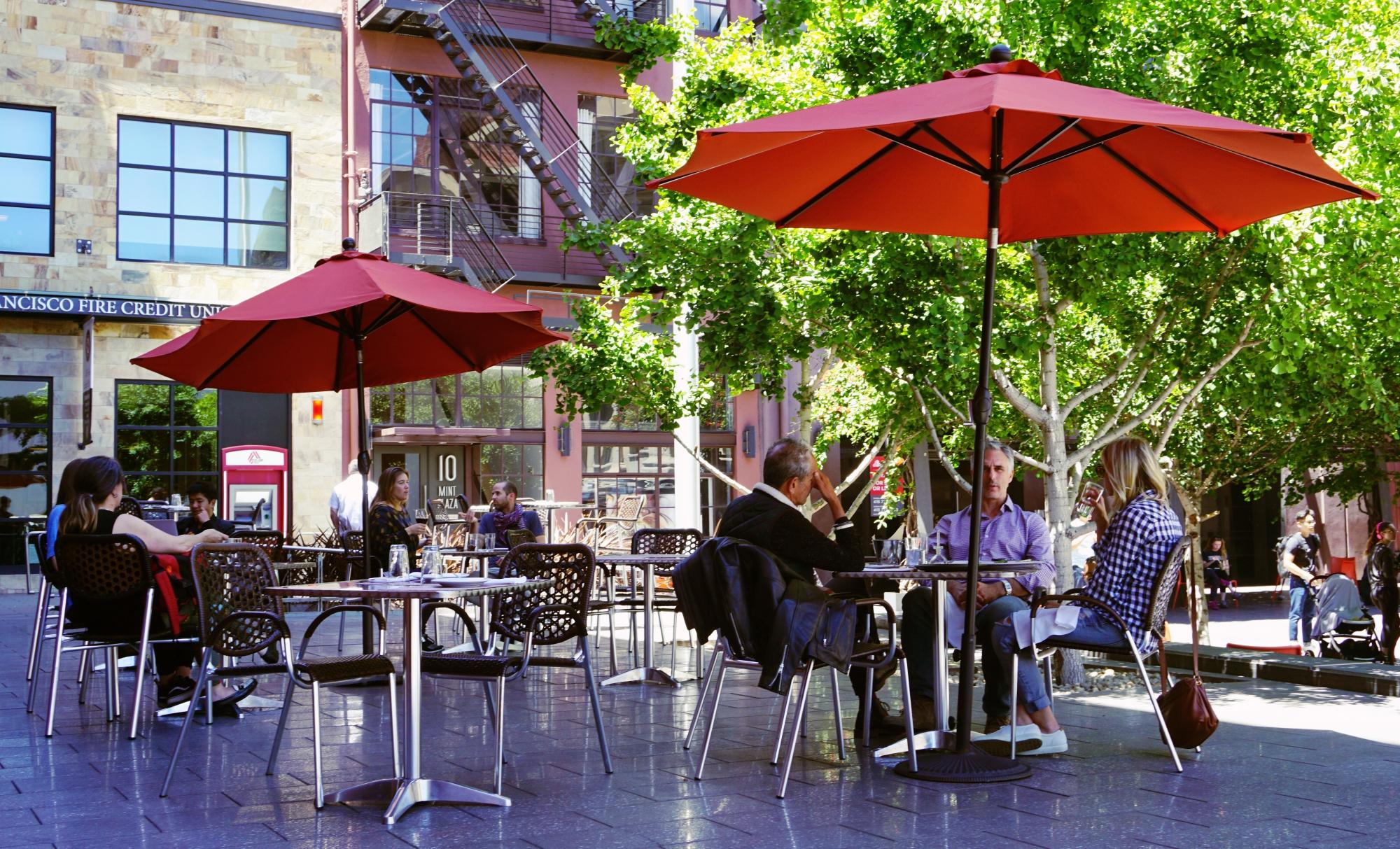 restaurante italiano perto da Union Square
