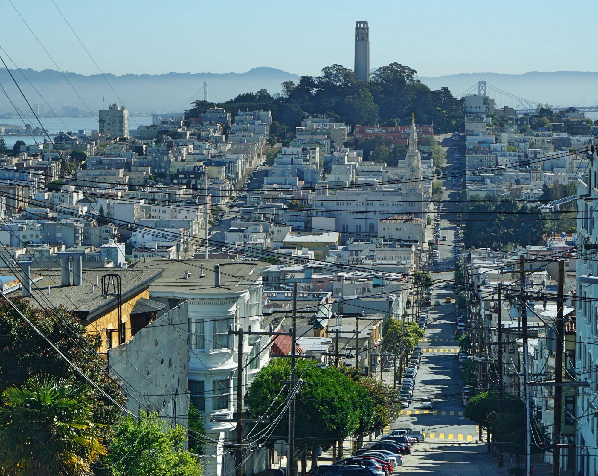 onde se hospedar em San Francisco