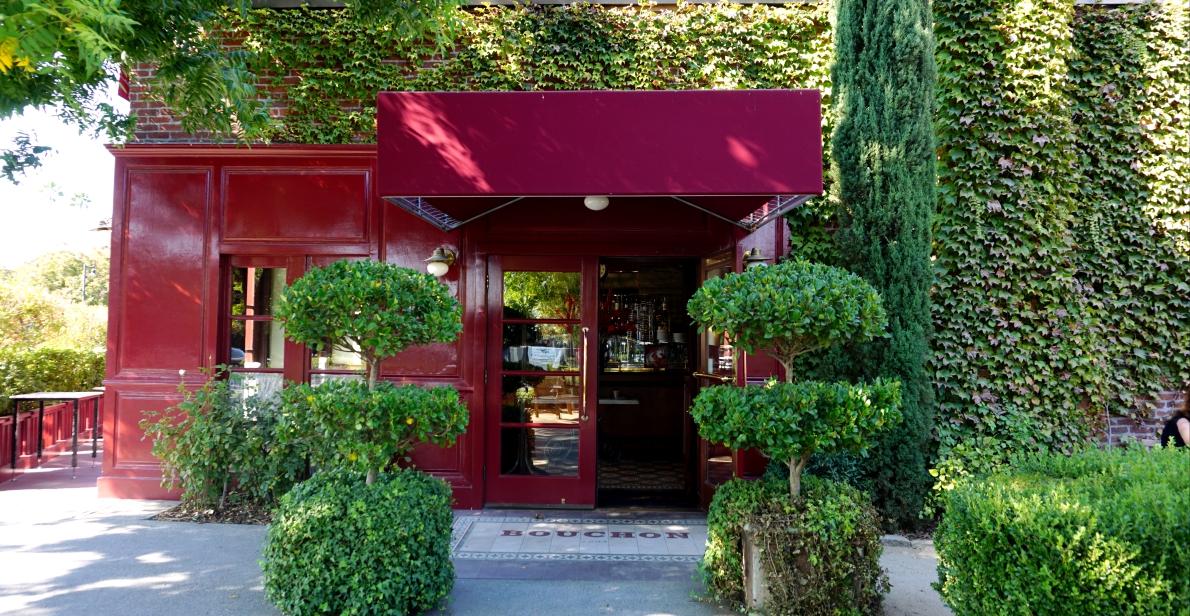 melhor restaurante de Yountville