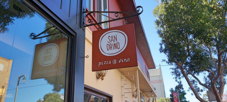 pizza nota 10 em Sausalito