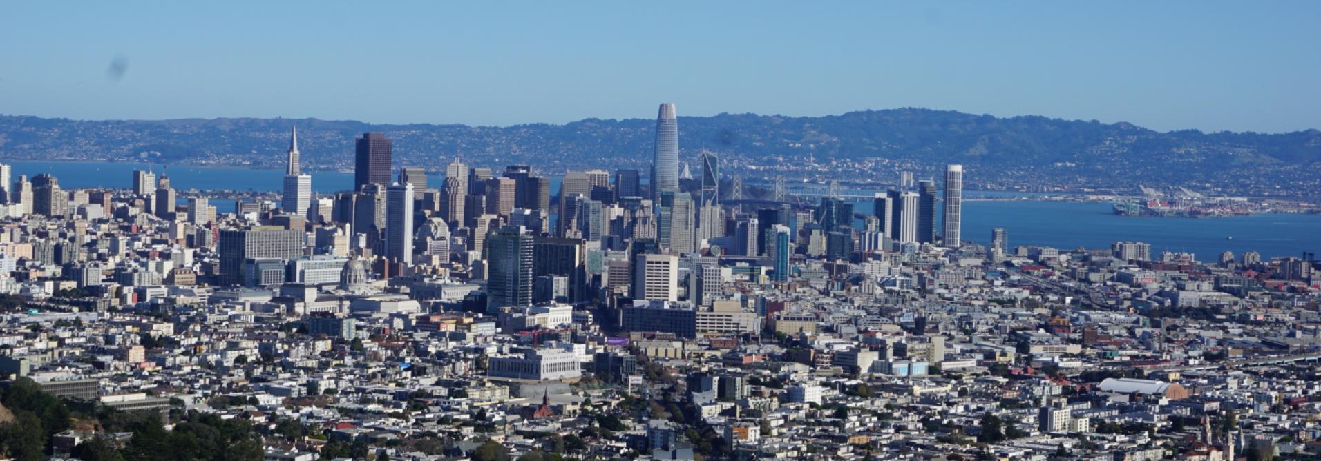 os melhores airbnb de San Francisco