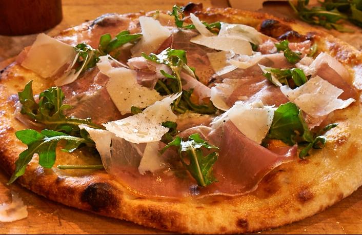 pizzas em Yountville