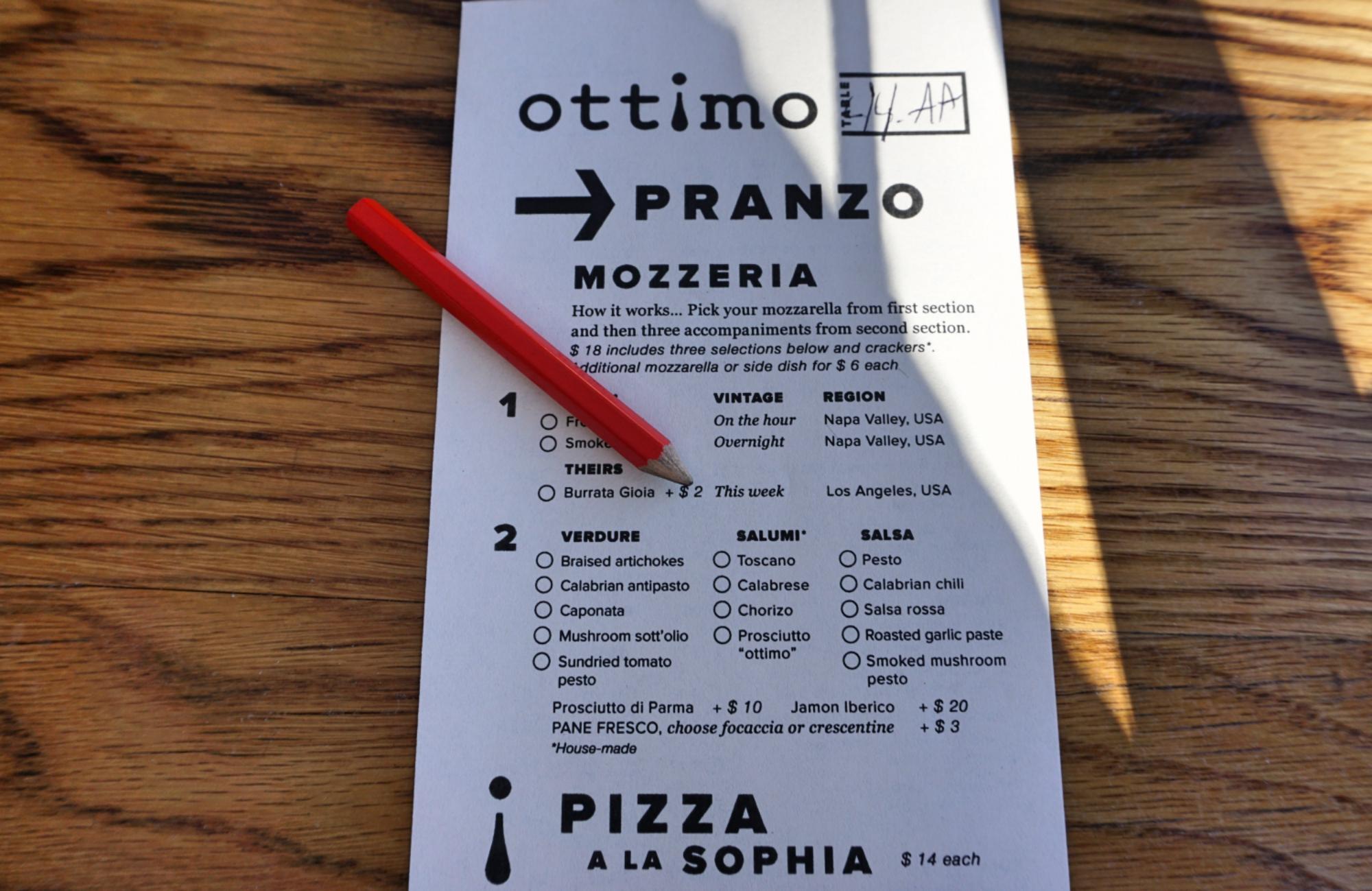 italiano informal em Yountville