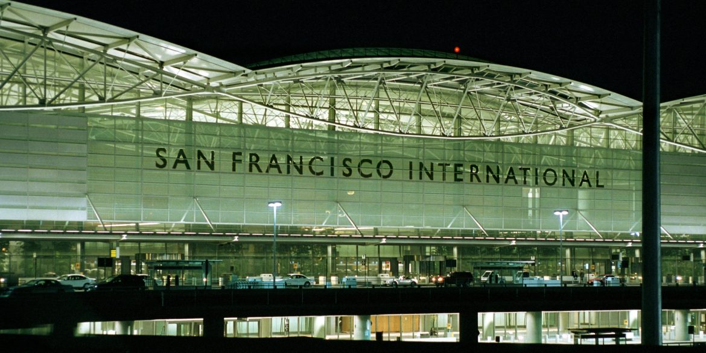 aeroportos de San Fancisco