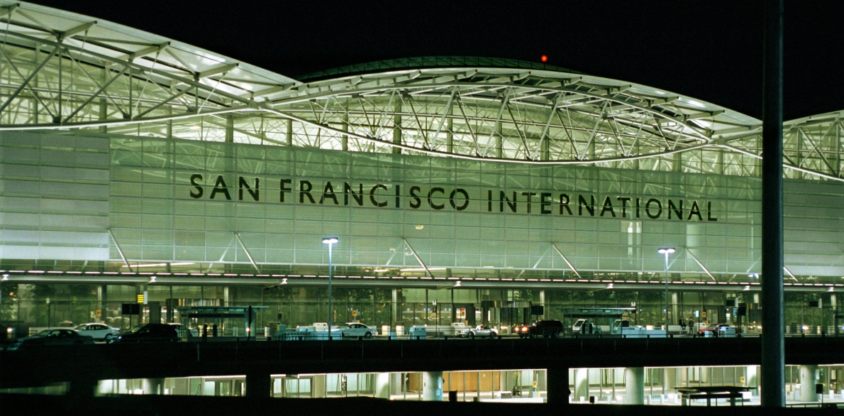 aeroportos de San Fancisco