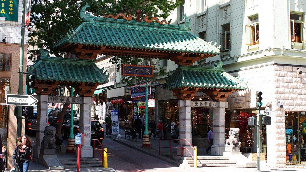 Roteiro na California com passagem pela Chinatown de San Francisco
