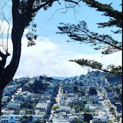 morar no Duboce Triangle