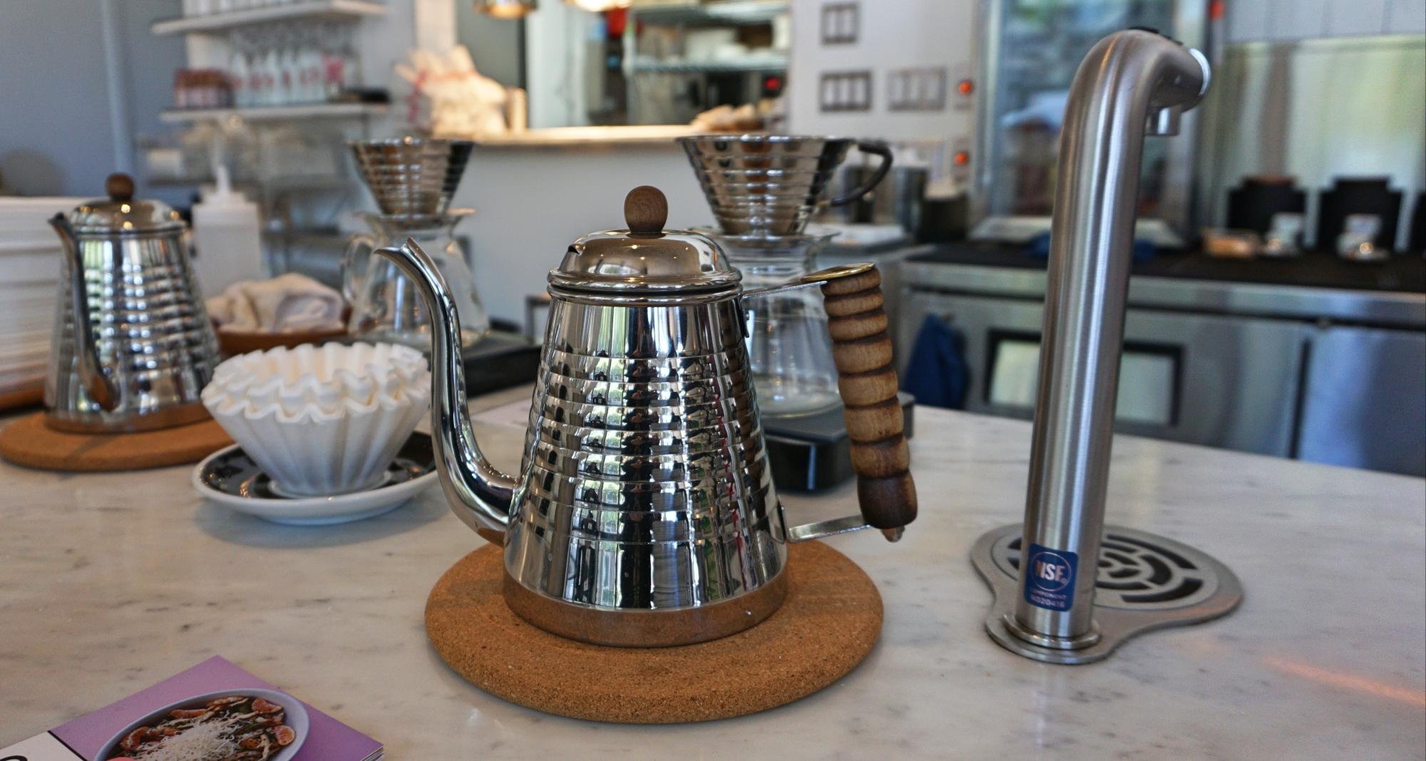Café Réveille