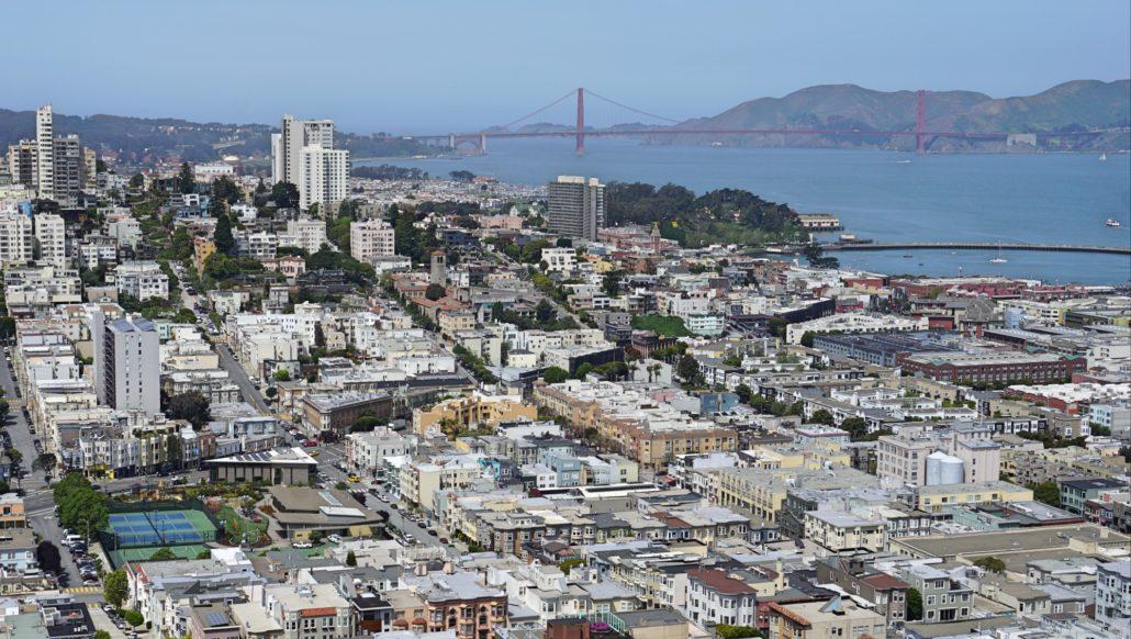 4 de julho em San Francisco