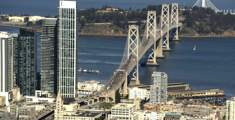 passagem para San Francisco