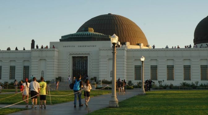 visitar o Griffith Observatory