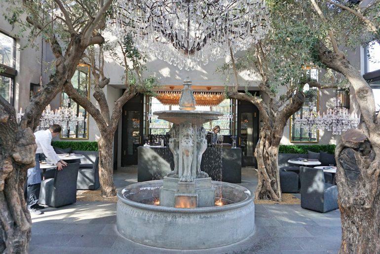 Espaço RH em Yountville - Hotel California Blog
