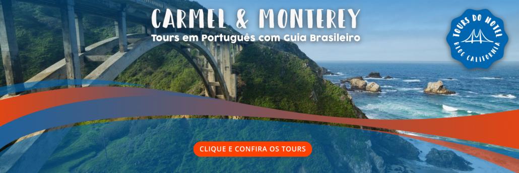 Tour no Aquário de Monterey e Carmel - Hotel California Blog