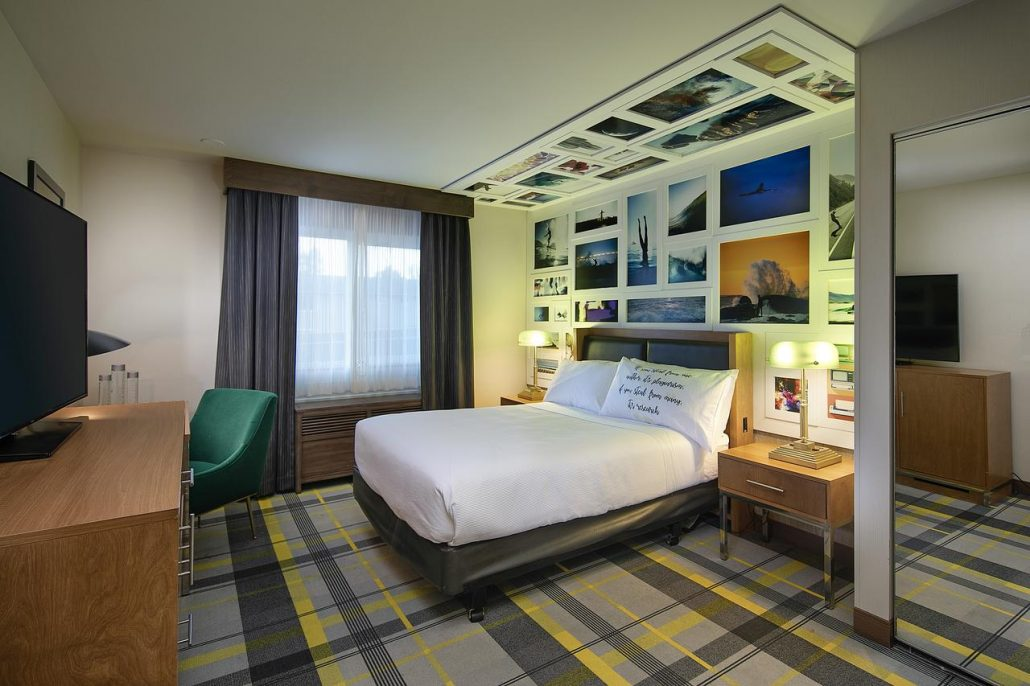 hotéis na HW1