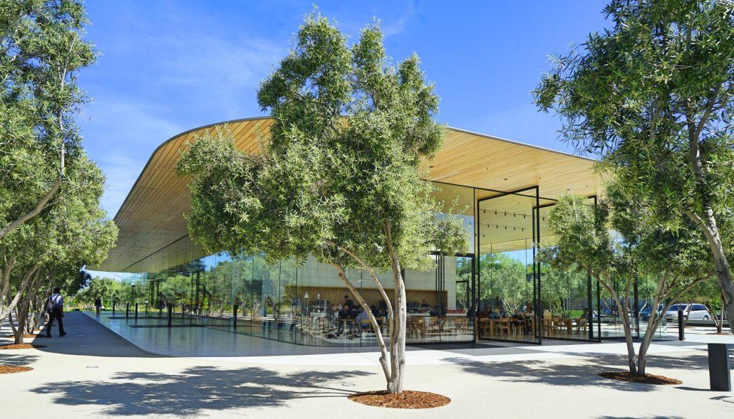 Como visitar o Apple Park - Hotel California Blog