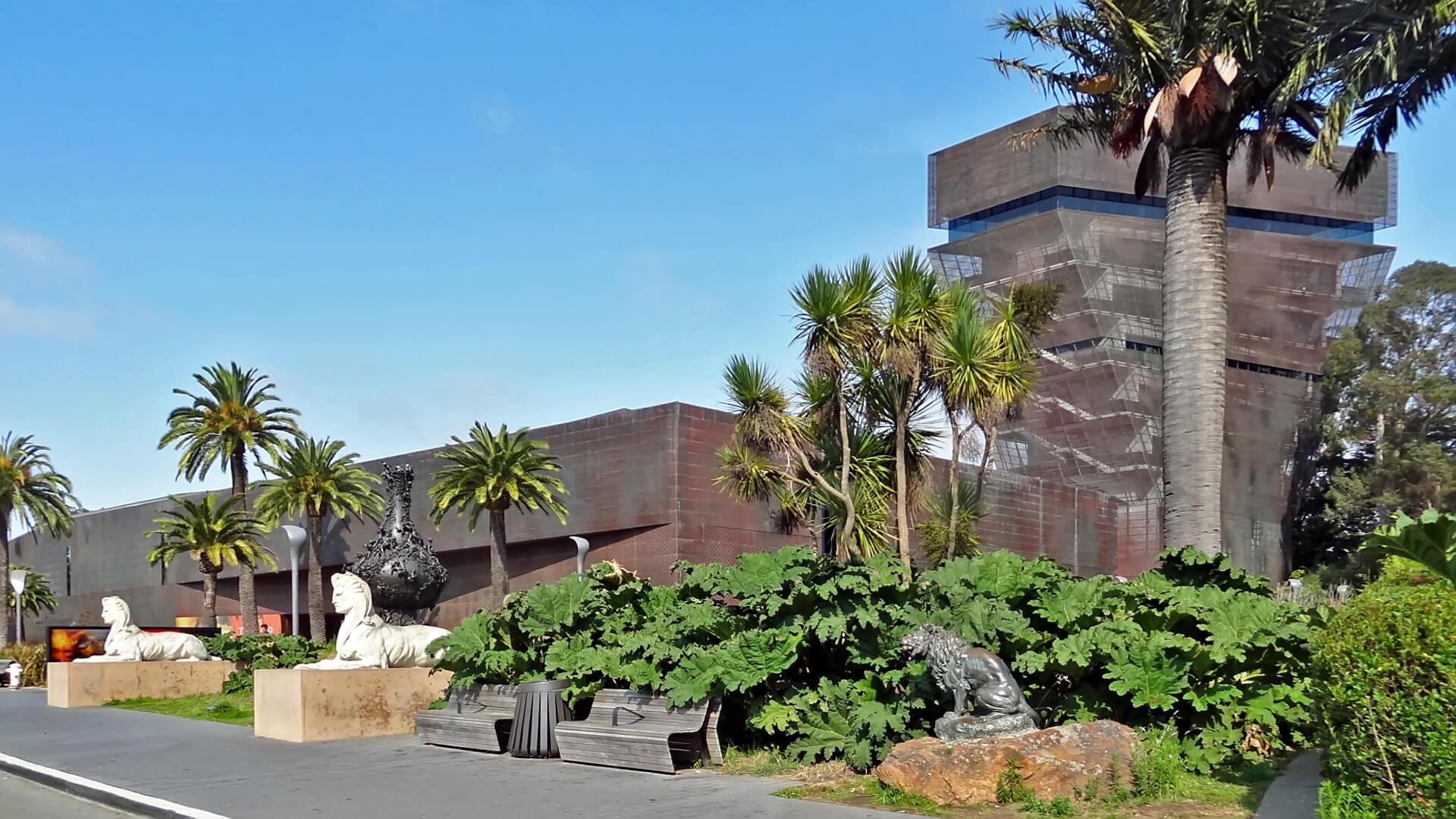 de Young Museum - Museus em San Francisco