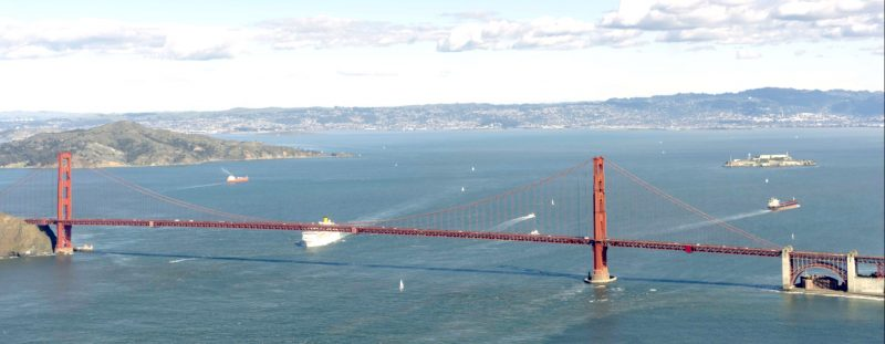 saber sobre a Golden Gate