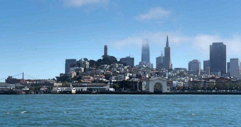 velejar em São Francisco