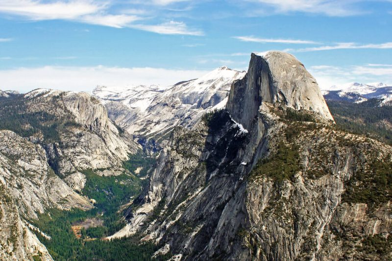 High Sierra - Esquiar no Yosemite Park